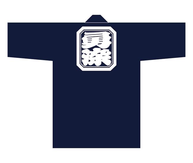 ㉕ 角切り子持ちに江戸文字-2文字(日向)
